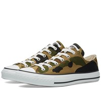 A Bathing Ape 1St Camo Sta Low Green
