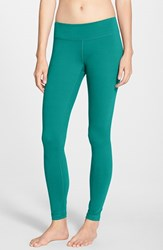 Women's Zella 'Live In' Slim Fit Leggings Teal Everglade