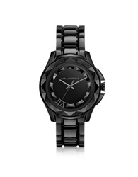 Karl Lagerfeld Karl 7 43.5 Mm Black Ip Stainless Steel Unisex Watch