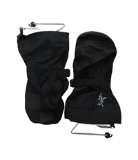 Arc'teryx Beta Shell Mitten Black Ski Gloves