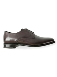Giorgio Armani Lace Up Shoe Grey