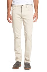 7 Diamonds Brushed Twill Five Pocket Pants Bone