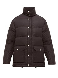 Hope Rescue Quilted Jacket Black