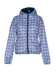 Gabs Coats And Jackets Down Jackets Women Azure