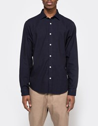 Hope Roy Shirt Dark Blue