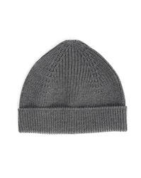 Melindagloss Charcoal Knitted Hat