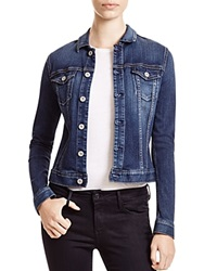 Ag Jeans Ag Adriano Goldschmied Jacket Robyn Denim In Torrent