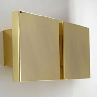 Tango Lighting Square 2G Low Energy Wall Light