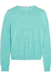Moschino Cheap And Chic Cotton Cardigan