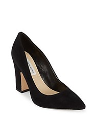 Saks Fifth Avenue Jemella Leather Pumps Black