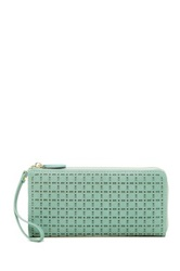 Urban Expressions Fergie Wallet Green