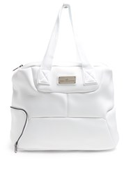 Adidas By Stella Mccartney Neoprene Tote White