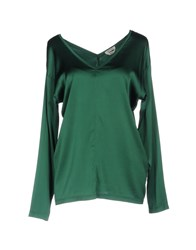 Cycle Blouses Green