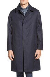 Men's Billy Reid Longline Wool Coat