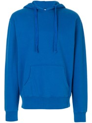 Closed Classic Hoodie Cotton Blue