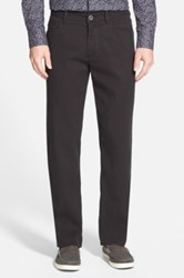 Tommy Bahama 'Collins' Straight Leg Pants Black