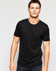 Only And Sons Crew Neck T Shirt Black