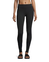 Beyond Yoga Glass Half Full Curved Long Leggings Black