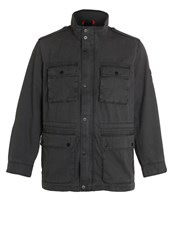 S.Oliver Summer Jacket Dark Metal Grey