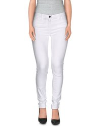 Who S Who Trousers Casual Trousers Women White