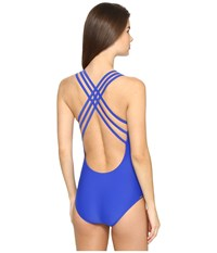 Body Glove Smoothies Crossroads One Piece Abyss Women's Swimsuits One Piece Navy