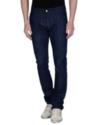 Superfine Denim Pants Blue