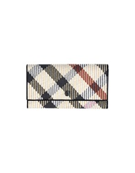 Daks London Wallets Beige