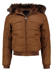 Redskins Wallas 4 Oslo Winter Jacket Camel