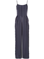 L'agence Finley Striped Jumpsuit 60