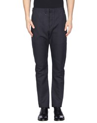 Label Under Construction Trousers Casual Trousers Black