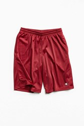 Champion Mesh Short Maroon