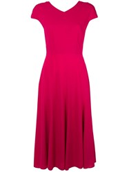 Ginger And Smart Stasis Fitted Dress Pink