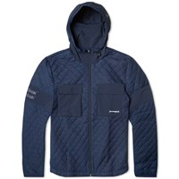 Reebok X Wood Wood Padded Jacket Blue