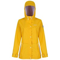 Regatta Bayleigh Jacket Yellow
