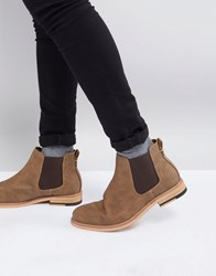 Call It Spring Eulyses Chelsea Boots Stone