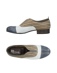 Ebarrito Loafers Slate Blue