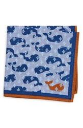 Nordstrom Boy's Conversational Cotton Pocket Square
