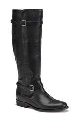 Women's Trask 'Estelle' Riding Boot Black Calfskin