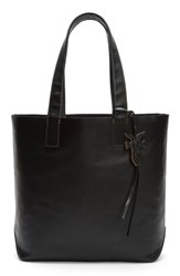 Frye Carson Leather Tote Black