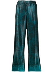 F.R.S For Restless Sleepers Straight Leg Patterned Trousers 60