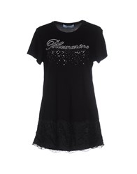 Blumarine Topwear T Shirts Women Black