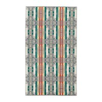 Pendleton Oversized Jacquard Towel Grey