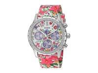 Guess U0903l1 Floral Watches Multi