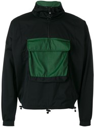 Cottweiler Drop Shoulder Hoodie Polyamide Polyester L Black