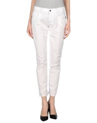 Refrigiwear Trousers Casual Trousers Women White