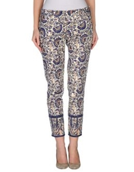 Tory Burch Casual Pants Ivory
