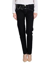 Marithe' F. Girbaud Le Jean De Marithe Francois Girbaud Trousers Casual Trousers Women Black