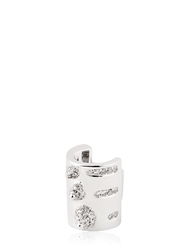 Elise Dray Muse Ear Cuff White Gold