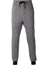 Shades Of Grey Slub Knit Trousers