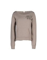 Dimensione Danza Sweatshirts Dove Grey